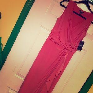 CHAPS | Pink Evening Gown | Floor Length Dress 💕